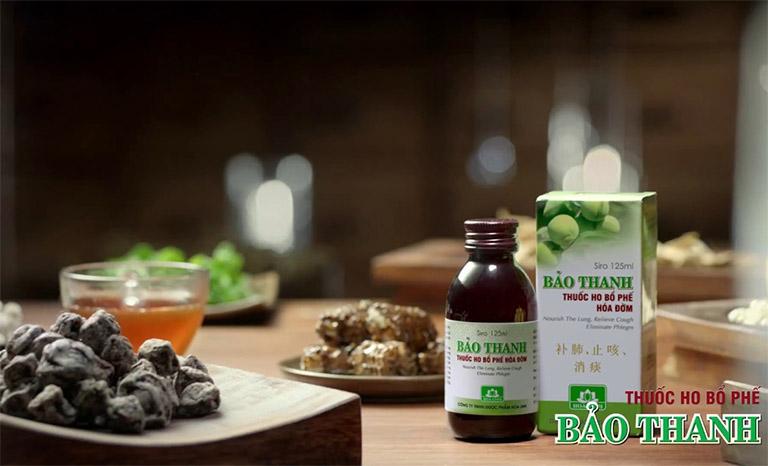 Siro ho Bảo Thanh là một sản phẩm hỗ trợ trị ho do công ty Dược phẩm Hoa Linh nghiên cứu, sản xuất và phân phối ra thị trường