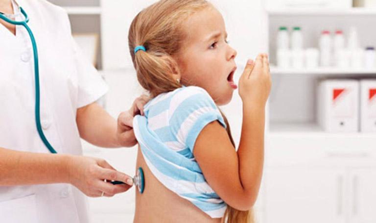 Trẻ bị ho khan là gì? Mức độ nguy hiểm?
