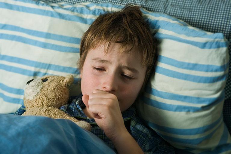 Siro Cường Phế có tác dụng giảm ho, tăng cường chức năng hô hấp và nâng cao sức đề kháng của trẻ nhỏ