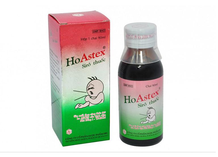 Siro ho Astex là một sản phẩm trị ho được nhiều bà bầu tin dùng và đánh giá cao mức độ hiệu quả