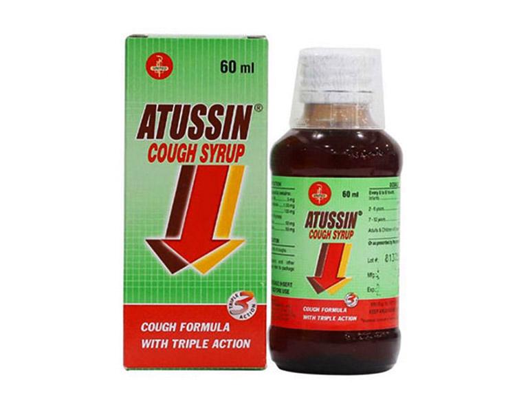 Siro Atussin là một giải pháp giúp cải thiện cơn ho, ngăn chặn bệnh đường hô hấp khác khởi phát