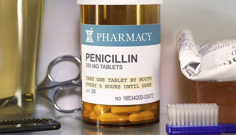Thuốc kháng sinh trị ho Penicillin