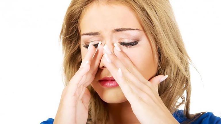 Viêm mũi xoang xuất tiết là gì?