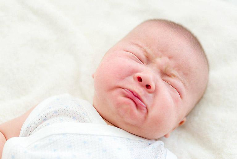 nguyên nhân gây ho cho trẻ 4-5-6 tháng tuổi