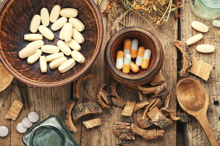 thuốc chữa cảm cúm trong tây y