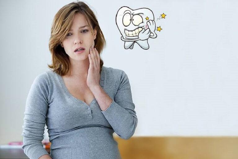 Đối với bà bầu cần điều trị khuyến nghị thường vào 3 tháng giữa thai kỳ