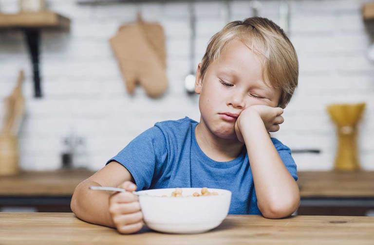 hội chứng thận hư ở trẻ em nên ăn gì