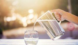 Nước lọc đun sôi cũng là thức uống tốt cho cơ thể