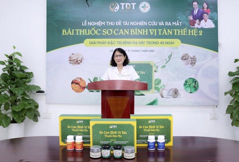 Ths.Bs Nguyễn Thị Tuyết Lan