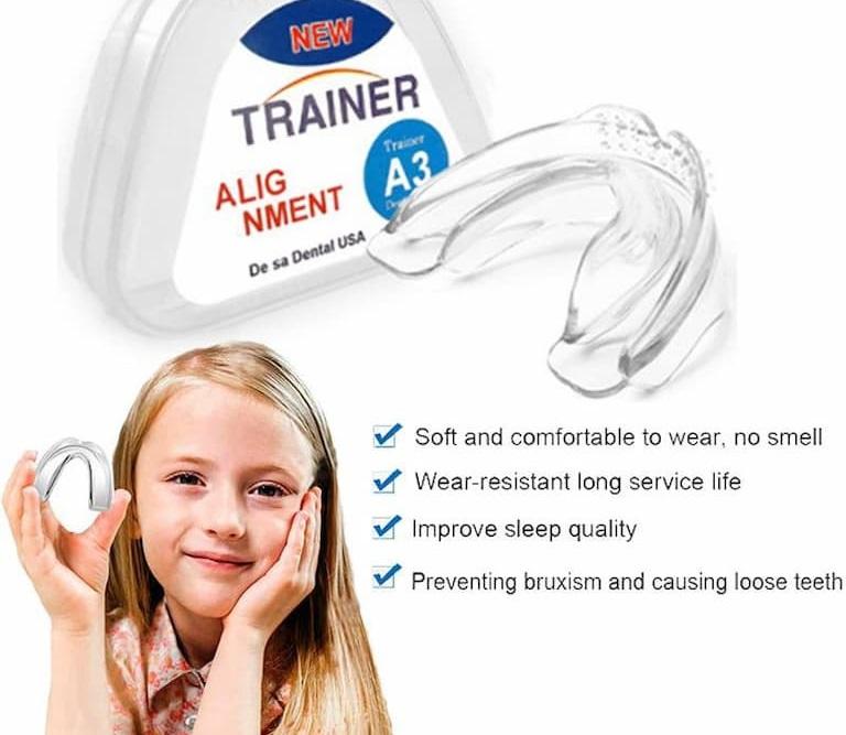 Hàm trainer cho bé được nhiều bậc phụ huynh đánh giá tích cực
