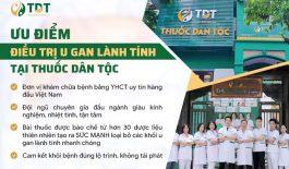 An tâm lựa chọn Trung tâm Thuốc dân tộc chữa u gan lành tính