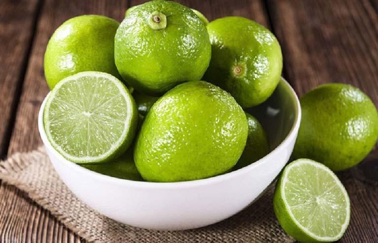 Gan nhiễm mỡ nên ăn hoa quả gì? - chanh