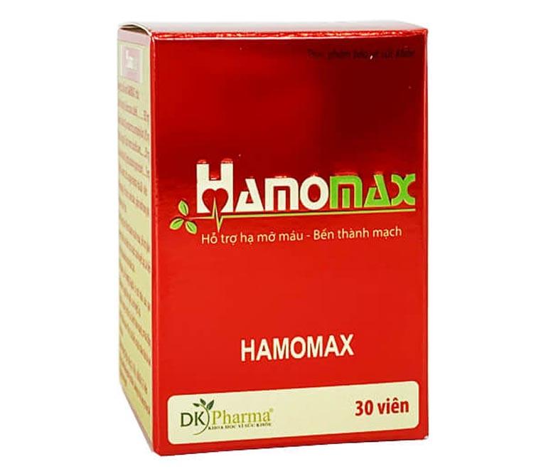 thực phẩm chức năng chữa gan nhiễm mỡ Hamomax